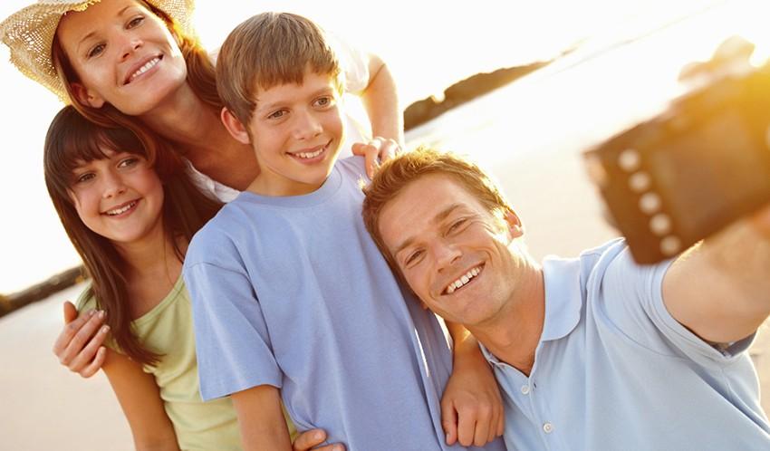 Consejos básicos para viajar en familia