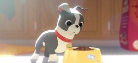 Un genial cortometraje animado de Disney con un perro de lo más comelón