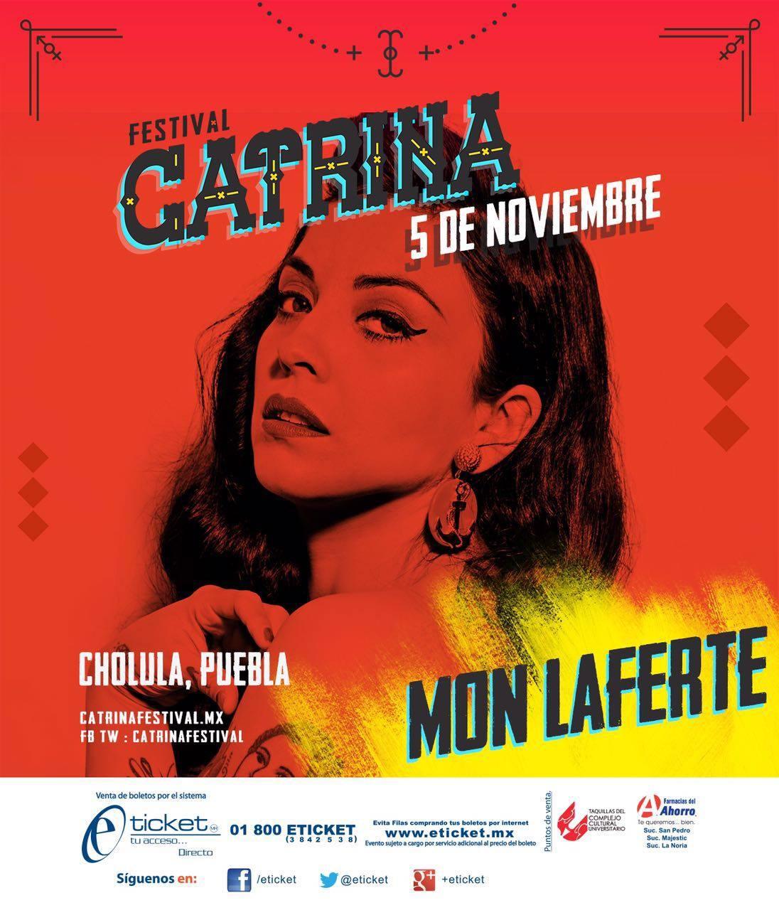 Festival Catrina 5 de NOVIEMBRE Cholula Puebla | Liv