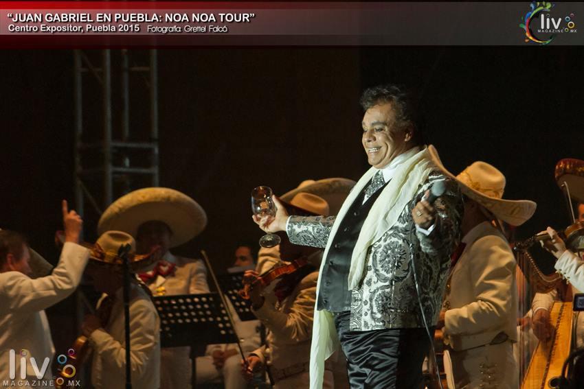 Juan Gabriel en Puebla1