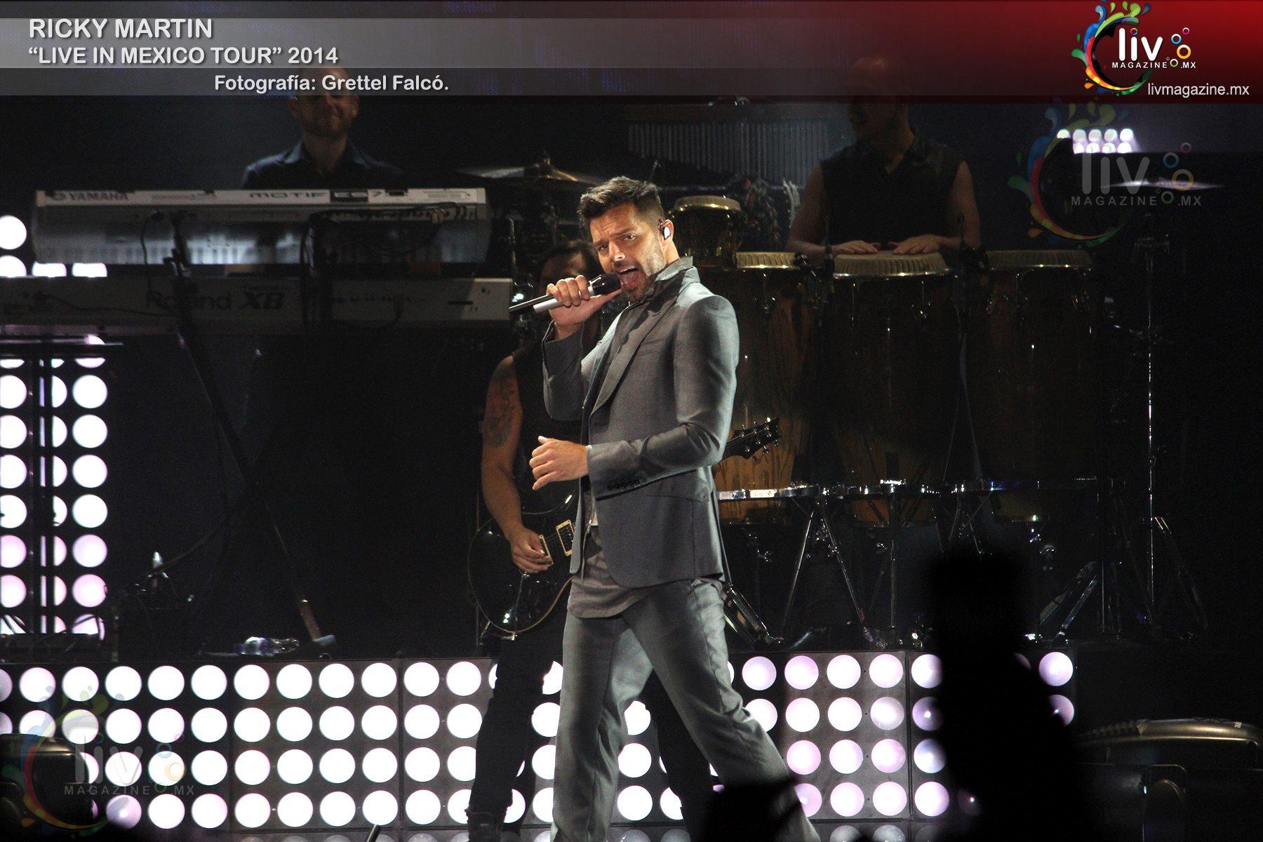 Ricky Martin en Puebla3