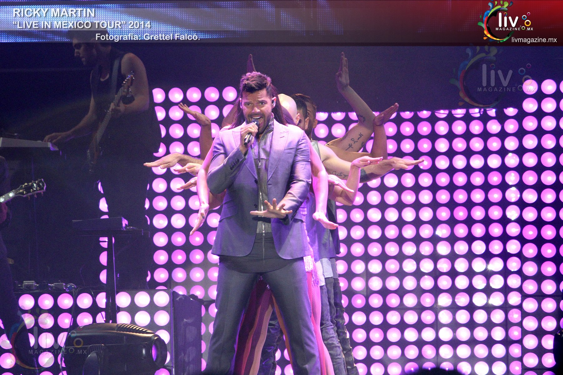 Ricky Martin en Puebla4