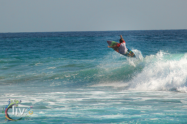 puerto escondido surf