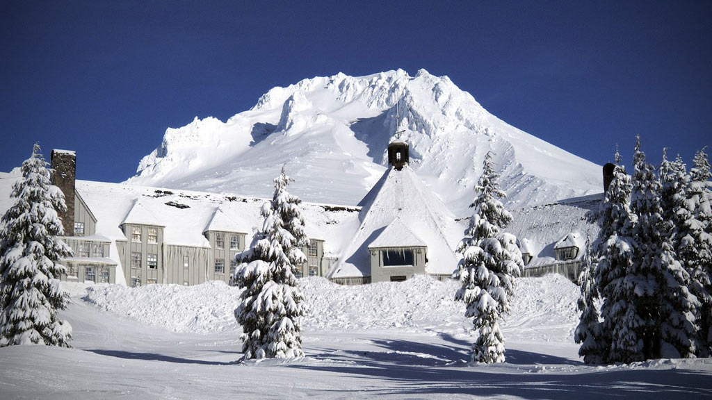1Timberline Lodge