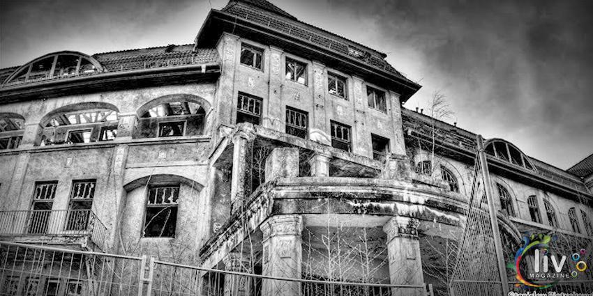 ¡De miedo! hoteles para fans del horror