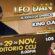 Leo Dan en Puebla 29 de NOVIEMBRE Auditorio del CCU