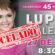 Lupita D´Alessio en Puebla 27 de mayo Auditorio Metropolitano CANCELADO