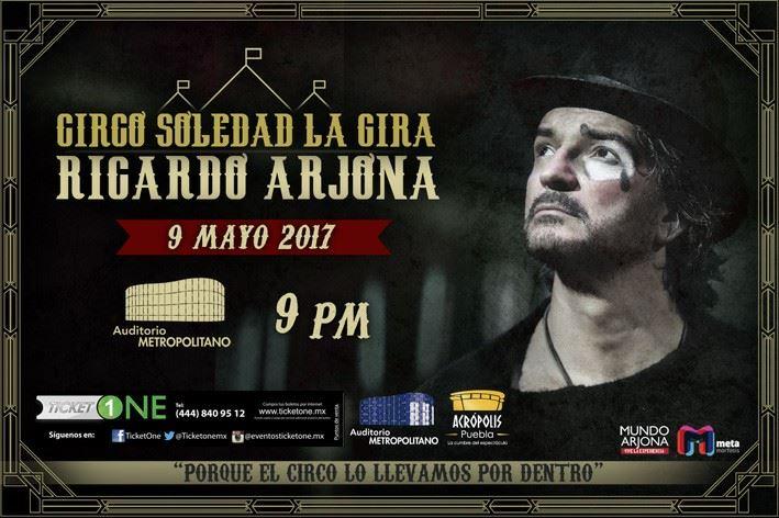 ¡Se CANCELA concierto de Ricardo Arjona