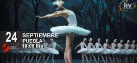 El Lago de los Cisnes en Puebla 24 de septiembre Auditorio del CCU BUAP