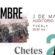Enjambre, Chetes en Puebla 3 de marzo Auditorio del CCU BUAP