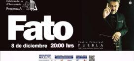 Fato en Puebla 8 de diciembre Teatro Principal