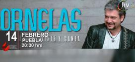 Raul Ornelas en Puebla 14 de febrero CCU BUAP