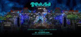 Medusa Festival en Puebla 23, 24 y 25 de Marzo Centro Cívico Cultural