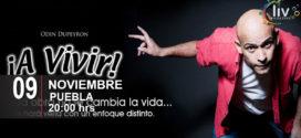 Obra A Vivir en Puebla 9 de noviembre Auditorio del CCU