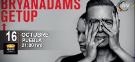 Bryan Adams en Puebla 16 de octubre Acrópolis