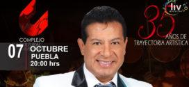 Jorge Dominguez Sinfónico en Puebla 7 de Octubre Auditorio del CCU