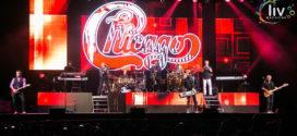 Chicago deleita a sus fans en Puebla a pesar del terremoto del dia antes.