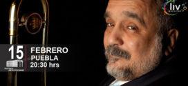 Willie colon en Puebla 15 de febrero Auditorio Metropolitano