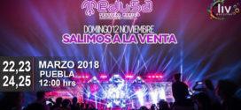 Medusa Festival en Puebla 22, 23, 24 y 25 de Marzo Centro Cívico Cultural