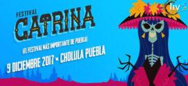 Festival Catrina en Puebla 9 de diciembre Cholula