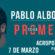 Pablo Alborán en Puebla 7 de marzo Acrópolis