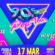 90S pop tour en Puebla 17 de marzo Acrópolis