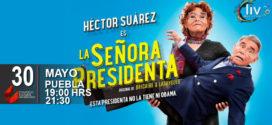 La Señora Presidenta en Puebla 30 de mayo CCU BUAP