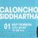 Caloncho y Siddhartha en Puebla 1 de septiembre CCU BUAP