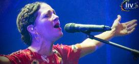 Natalia Lafourcade se presenta en Puebla tras los Oscares