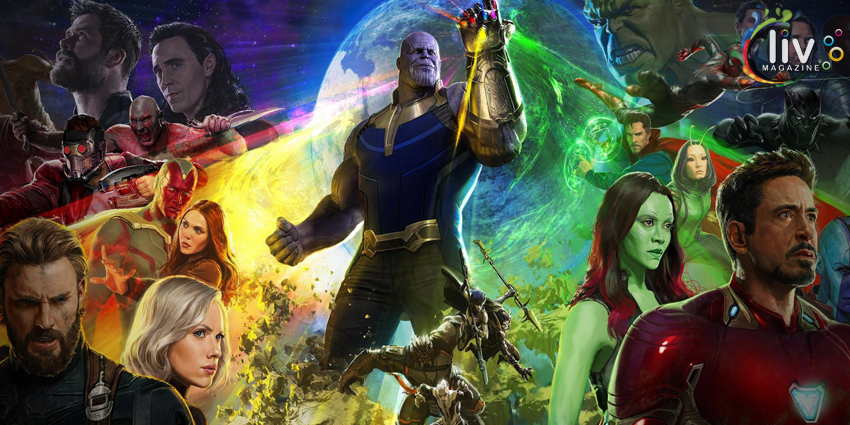 Pelicula Avengers: Infinity War (2018)
