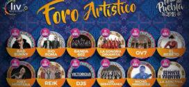 Feria de Puebla 2018 – Foro Artístico