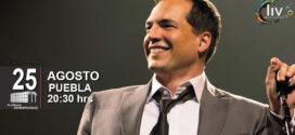 Daniel Boaventura en Puebla 25 de agosto Auditorio Metropolitano