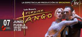 Forever Tango 7 de junio CCU BUAP