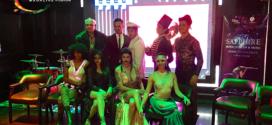 """Se presenta en Puebla """"Sapphire"""" un espectáculo lleno de acrobacias, baile y sensualidad"""