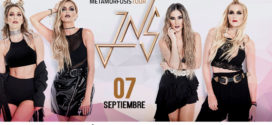 Grupo JNS en Puebla 7 de septiembre Acrópolis