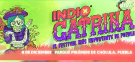 Festival Catrina en Puebla 8 de diciembre Cholula