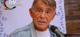"""Héctor Suárez llega a Puebla con """"La señora presidenta"""""""