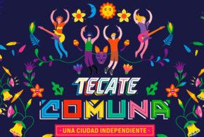 """Regresa a Puebla el Festival Tecate Comuna  """"Una Ciudad Independiente"""""""