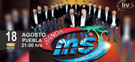 Banda MS en Puebla 18 de Agosto Acrópolis