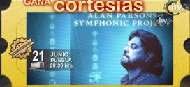 GANA Boletos para Alan Parsons en Puebla 21 de Junio Auditorio Metropolitano