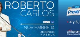 Roberto Carlos Puebla 2018