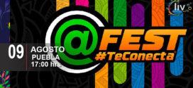 @Fest Puebla 9 de agosto Parque Soria