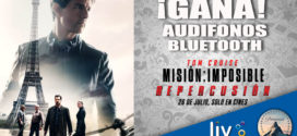 Gana unos Audífonos Bluetooth con Misión imposible: Repercusión (finalizado)
