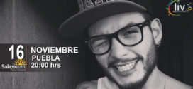Charles Ans en Puebla 16 de noviembre SalaForum