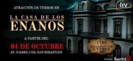 La Casa de los Enanos Atracción de Terror en Puebla 4 Oct- 11 Nov