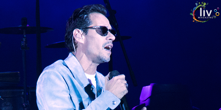 Puebla se pone a bailar con Marc Anthony (+fotos y videos)