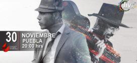 SOMOS SAMO + SANDOVAL 30 de noviembre CCU BUAP