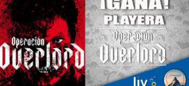 Gana playera de la Película Operación Overlord.