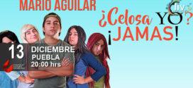 Celosa yo Jamas en Puebla 13 de diciembre CCU BUAP