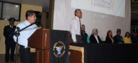 Así se celebró el Día internacional del sordo en la academia militarizada Ignacio Zaragoza